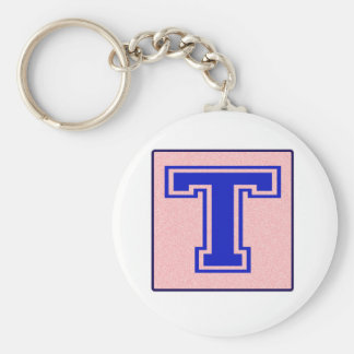 My name starts with T Key Chains