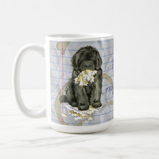 My Newfoundland Ate my Lesson Plan Coffee Mug