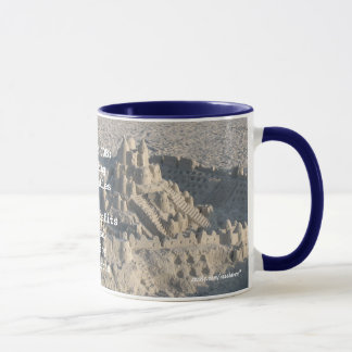 My Next Job: Building Sandcastles Mug