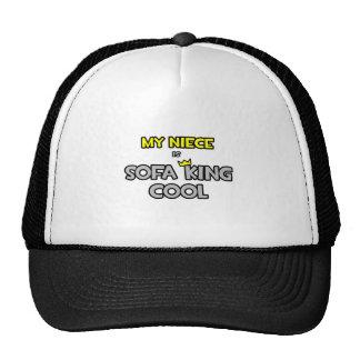 My Niece Is Sofa King Cool Trucker Hat