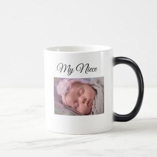 My Niece Personalized Photo Coffee Mug