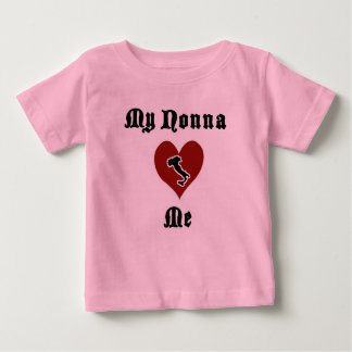 My Nonna Loves Me Toddler T-Shirt