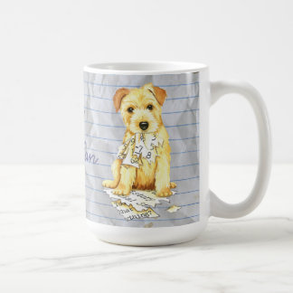 My Norfolk Terrier Ate My Lesson Plan Coffee Mug