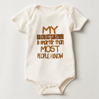 MY NOVA SCOTIA DUCK TOLLING RETRIEVER aIS SMARTER Baby Bodysuit