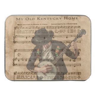 MY OLD KENTUCKY HOME JIGSAW PUZZLE