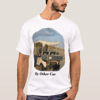 My Other - Car (Beach Golf Cart) T-Shirt