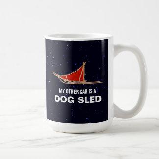 My Other Car Is A Dog Sled Coffee Mug