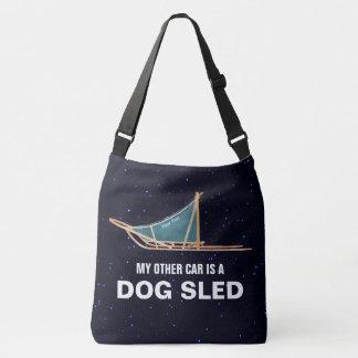 My Other Car Is A Dog Sled Crossbody Bag