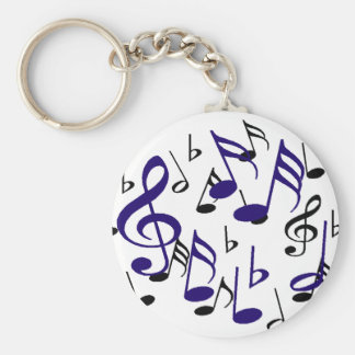 My own beat's_ Keychain