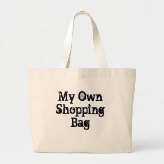 My Own Shopping Bag - Tote Bag