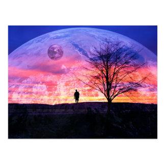 My Own Universe Postcard