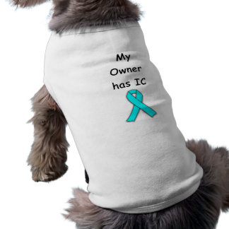 My Owner has IC Dog T-shirt