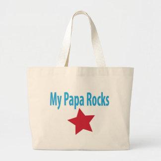 My papa rocks bags