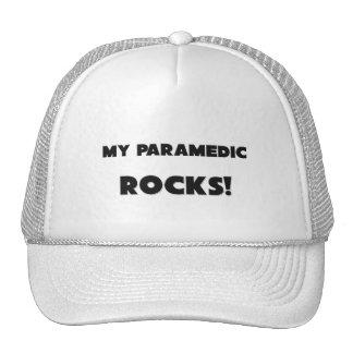 MY Paramedic ROCKS! Trucker Hats
