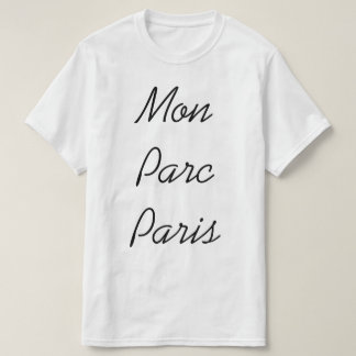 MY PARIS PARK T-Shirt