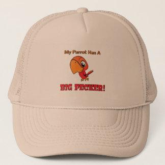 My Parrot Has a Big Pecker Trucker Hat