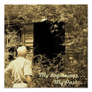 My Past . . ., My Beginnings. . . Poster