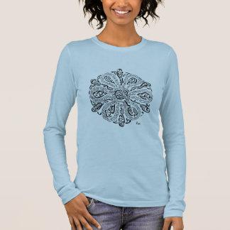 My Path (A Rumi inspired Mandala) Long Sleeve T-Shirt