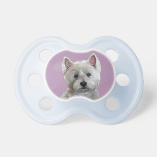 MY PERFECT WESTIE PACIFIER