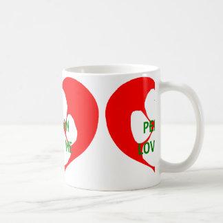 my persian loves me coffee mug