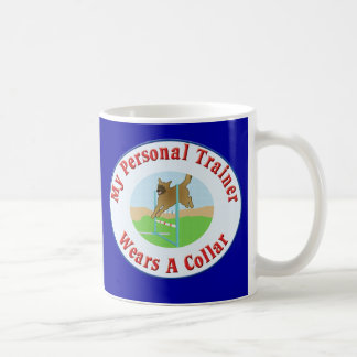 My Personal Trainer Coffee Mug