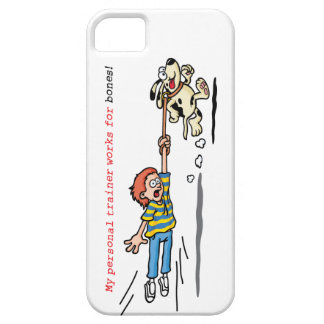 My Personal Trainer Works for Bones iPhone 5 Cover