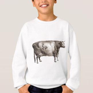 My Pet Bovine (Bull or Cow) Sweatshirt