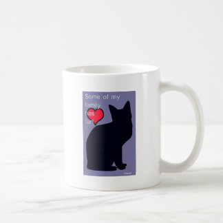 My pet is family Mug