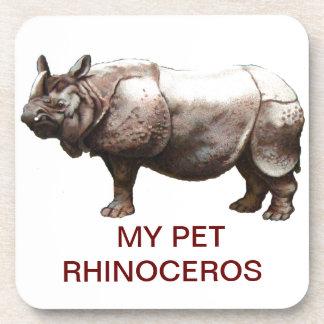 MY PET RHINOCEROS COASTER