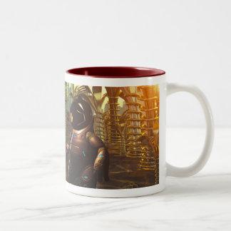 My Pet Zylug Two-Tone Coffee Mug