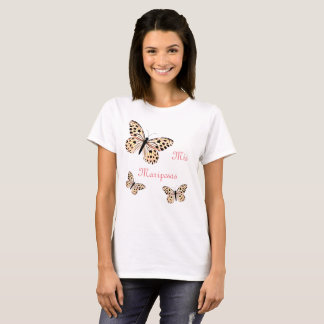 My pink butterflies T-Shirt