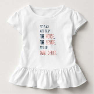 My Place in Government Toddler T-shirt