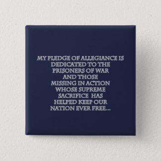 My Pledge Veterans Day Button