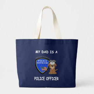 My Police Dad Bag