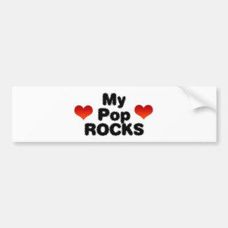 My Pop Rocks Bumper Sticker