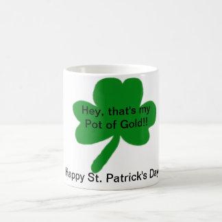 My Pot of Gold Happy St. Patrick's Day Mug