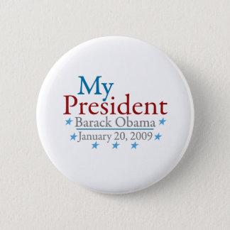 My President (Barack Obama) 2 Inch Round Button