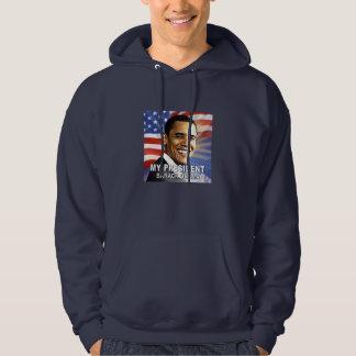 My President Barack Obama (Flag) sweatshirt