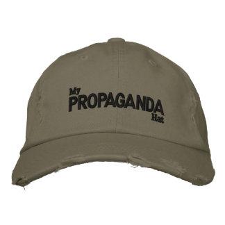 My Propaganda Hat Embroidered Baseball Caps