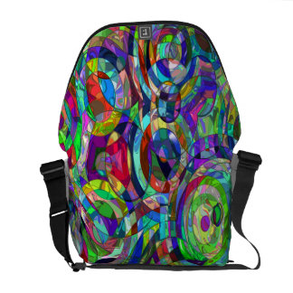 My Psychedelic All Purpose Bag Messenger Bag