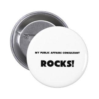MY Public Affairs Consultant ROCKS! Pins