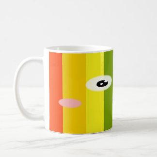 My rainbow coffee mug