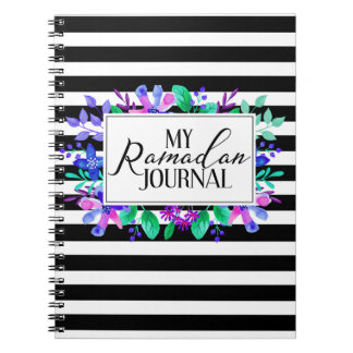 My Ramadan Journal Spiral Notebook