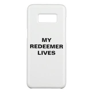 """""""My Redeemer Lives"""" Samsung Galaxy S8 Case"""