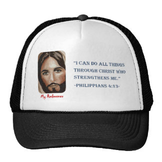 My Redeemer Trucker Hat
