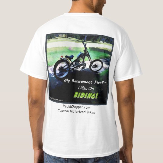 My Retirement plan-Riding T-Shirt