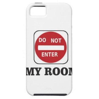 my room dne iPhone 5 cases