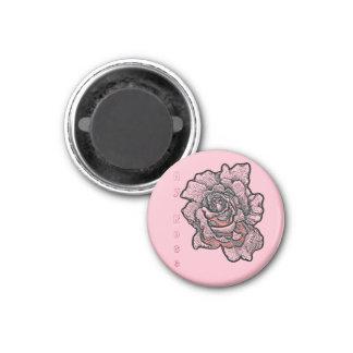 My Rose Magnet