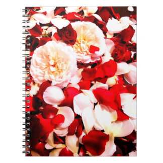 My roses <3 spiral notebook