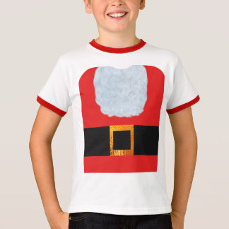 My Santa Suit Funny Christmas T-Shirt